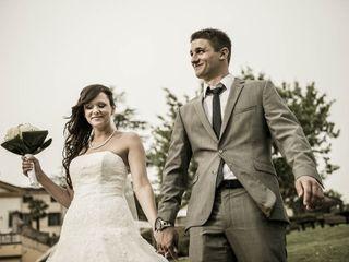 Le nozze di Larissa e Marco