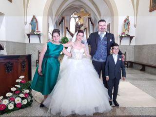 Le nozze di Maria  e Domenico  2