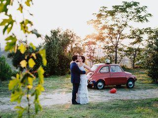 Le nozze di Simona e Guido