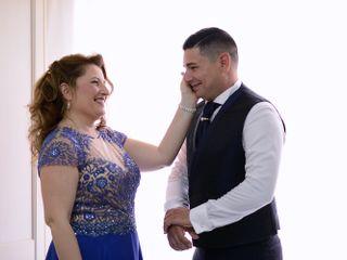 Le nozze di Cristina e Christofher 3