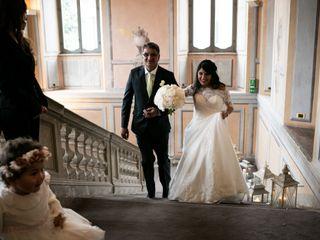 Le nozze di Sai e Francesco