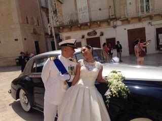 Le nozze di Terry e Luigi