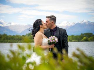 Le nozze di Sonia e Gregory