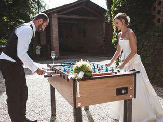 Le nozze di Kristian e Anna