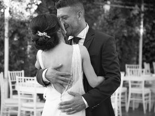 Le nozze di Luciano e Enza