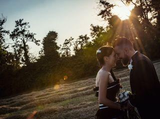 Le nozze di Nycky e Giada