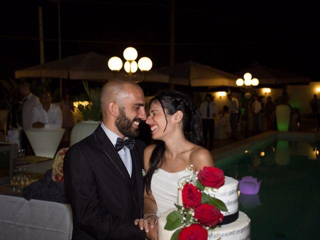 le nozze di Mara e Marcello