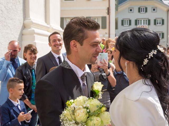 Il matrimonio di Marco e Jessica a San Candido-Innichen, Bolzano 8