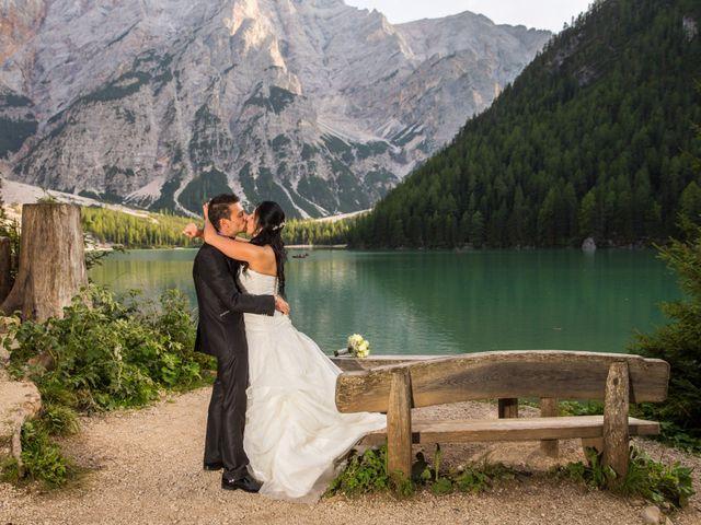Il matrimonio di Marco e Jessica a San Candido-Innichen, Bolzano 16