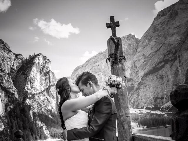 Il matrimonio di Marco e Jessica a San Candido-Innichen, Bolzano 17
