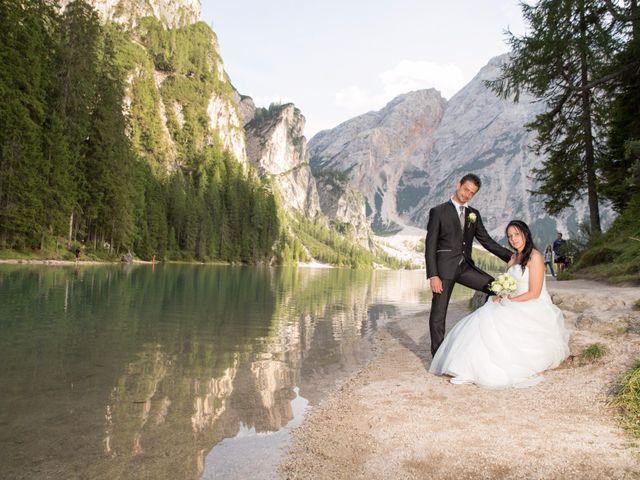 Il matrimonio di Marco e Jessica a San Candido-Innichen, Bolzano 20