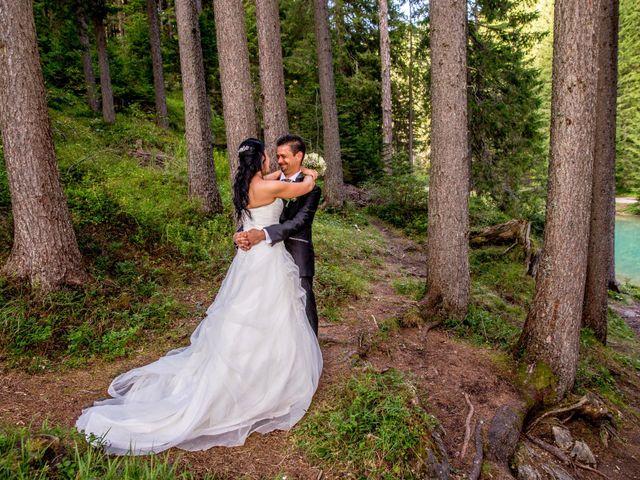 Il matrimonio di Marco e Jessica a San Candido-Innichen, Bolzano 21