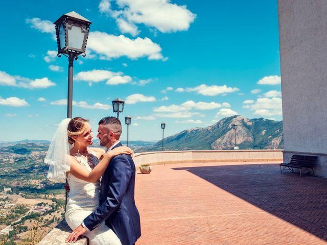 Le nozze di Lena e Francesco