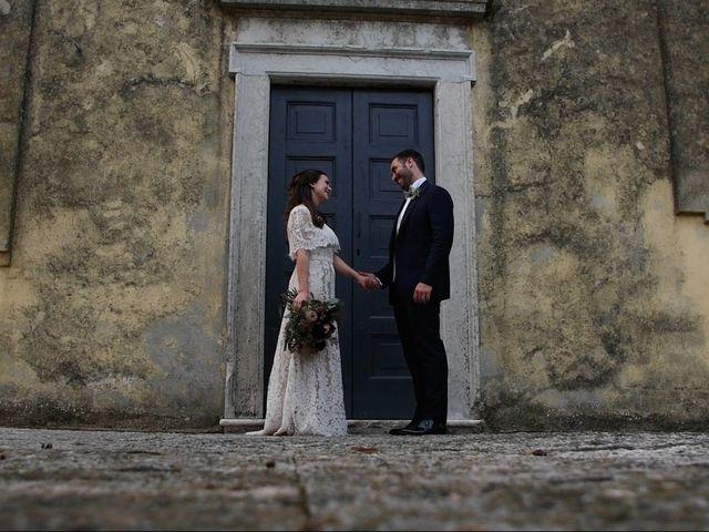 le nozze di Giacomo e Chiara
