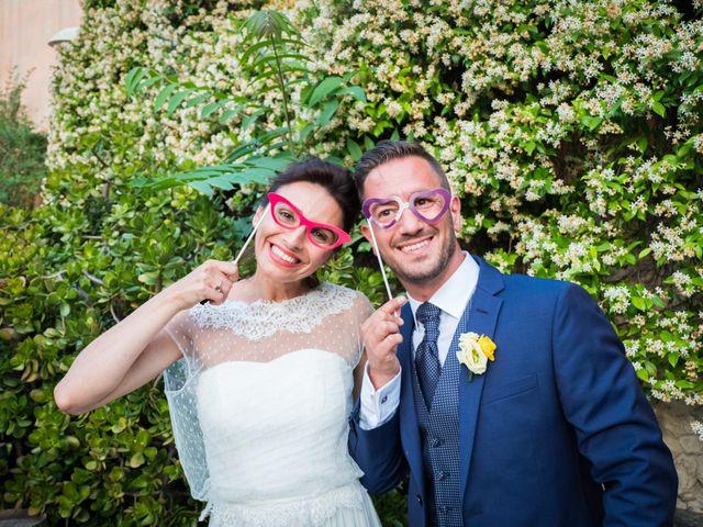 Le nozze di Carla e Beppe