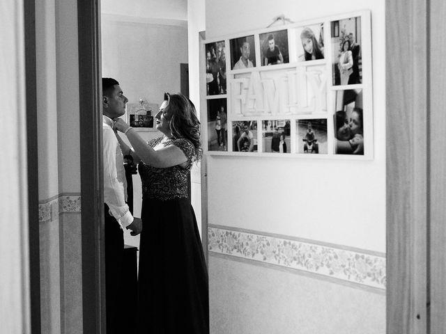 Il matrimonio di Christofher e Cristina a Lentini, Siracusa 1