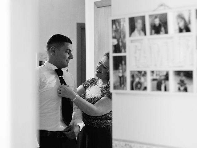 Il matrimonio di Christofher e Cristina a Lentini, Siracusa 2