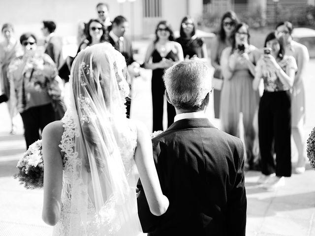 Il matrimonio di Christofher e Cristina a Lentini, Siracusa 25