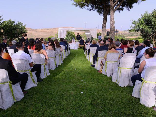 Il matrimonio di Christofher e Cristina a Lentini, Siracusa 32