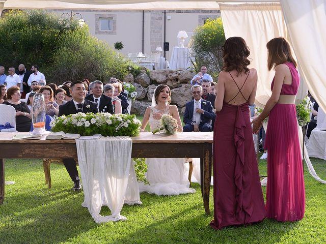Il matrimonio di Christofher e Cristina a Lentini, Siracusa 33