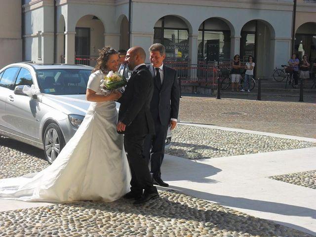 Il matrimonio di Alberto e Lory a Montirone, Brescia 4