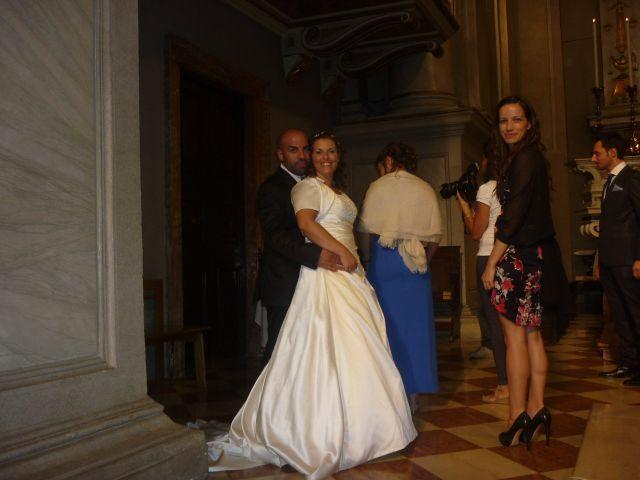 Il matrimonio di Alberto e Lory a Montirone, Brescia 5
