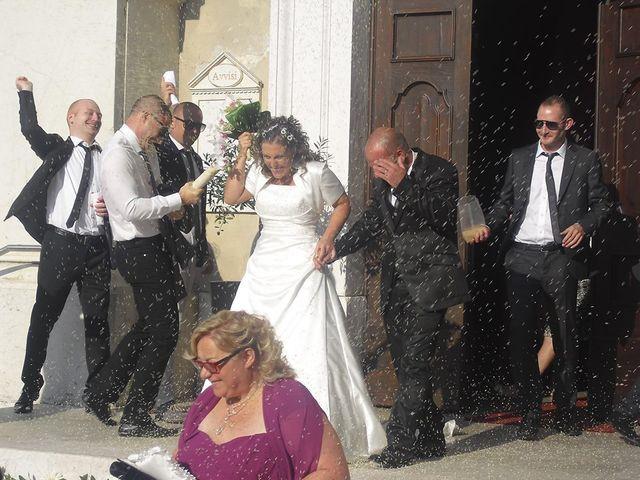 Il matrimonio di Alberto e Lory a Montirone, Brescia 6