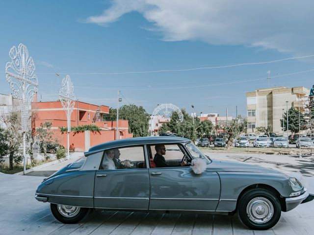 Il matrimonio di Matteo e Barbara a Lecce, Lecce 22