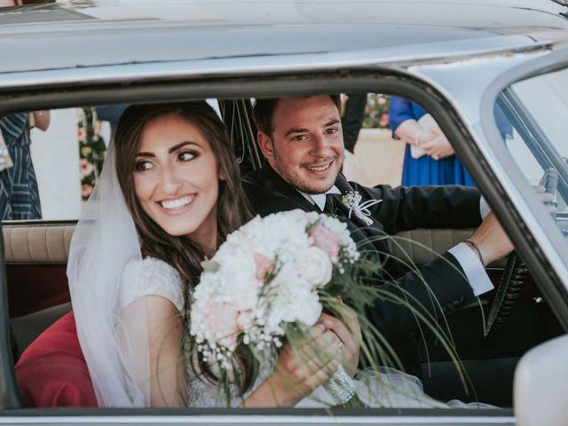 Il matrimonio di Matteo e Barbara a Lecce, Lecce 33