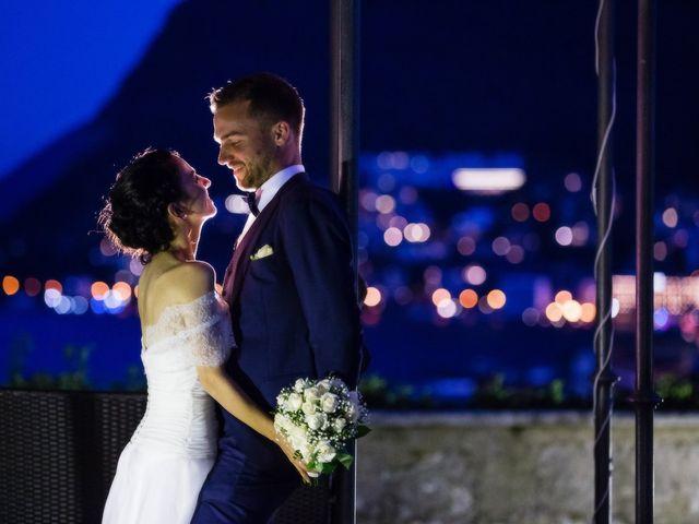 Le nozze di Stefania e Vincent