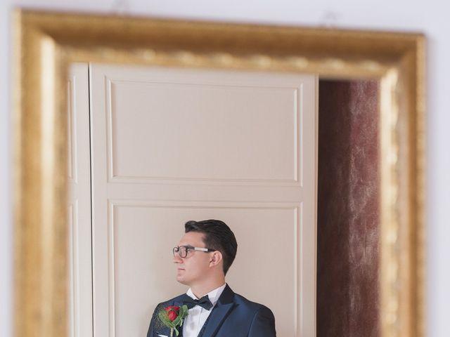 Il matrimonio di Carol e Davide a Bondeno, Ferrara 5