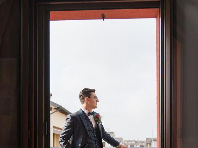 Il matrimonio di Carol e Davide a Bondeno, Ferrara 6