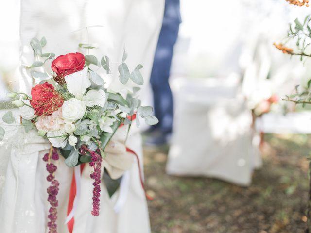 Il matrimonio di Carol e Davide a Bondeno, Ferrara 19