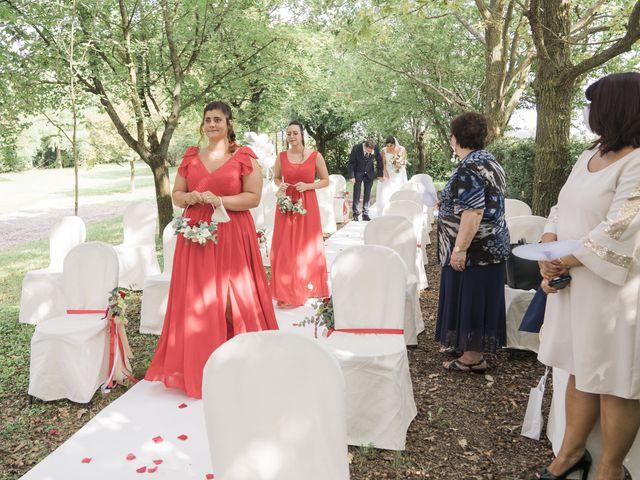 Il matrimonio di Carol e Davide a Bondeno, Ferrara 25