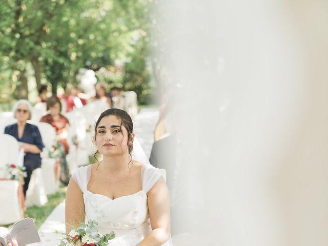 Il matrimonio di Carol e Davide a Bondeno, Ferrara 27