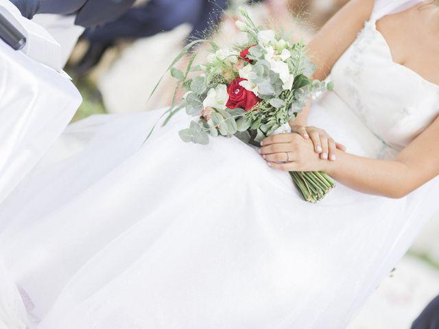 Il matrimonio di Carol e Davide a Bondeno, Ferrara 28