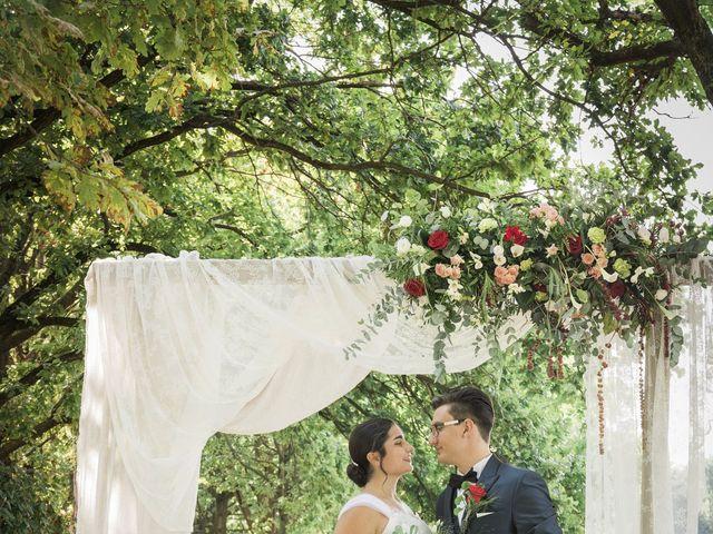 Il matrimonio di Carol e Davide a Bondeno, Ferrara 32
