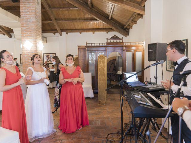 Il matrimonio di Carol e Davide a Bondeno, Ferrara 40