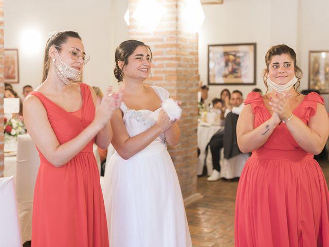 Il matrimonio di Carol e Davide a Bondeno, Ferrara 41