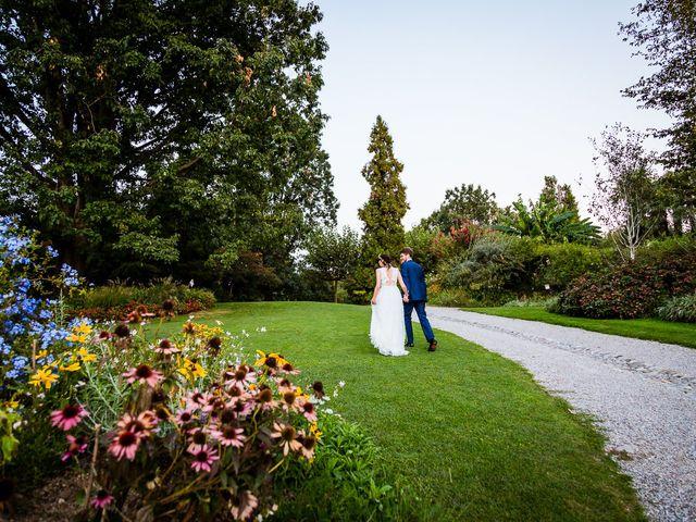 Il matrimonio di Leonardo e Yasmine a Concorezzo, Monza e Brianza 3