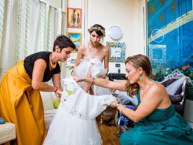 Il matrimonio di Leonardo e Yasmine a Concorezzo, Monza e Brianza 17