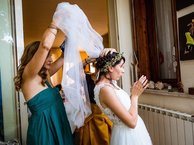 Il matrimonio di Leonardo e Yasmine a Concorezzo, Monza e Brianza 20