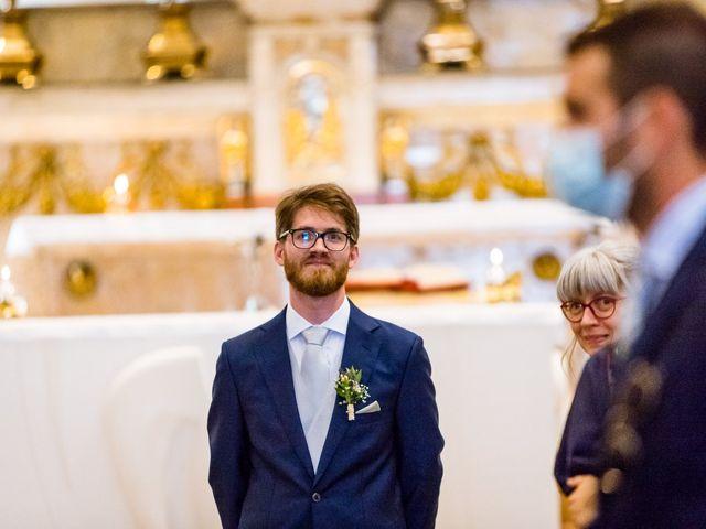 Il matrimonio di Leonardo e Yasmine a Concorezzo, Monza e Brianza 25