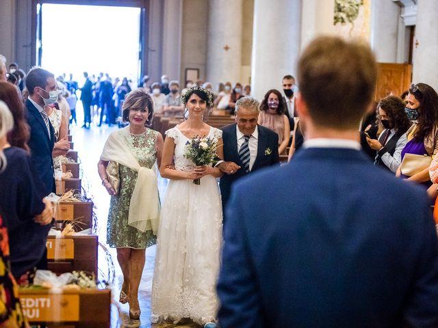 Il matrimonio di Leonardo e Yasmine a Concorezzo, Monza e Brianza 26