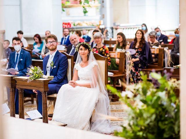 Il matrimonio di Leonardo e Yasmine a Concorezzo, Monza e Brianza 31