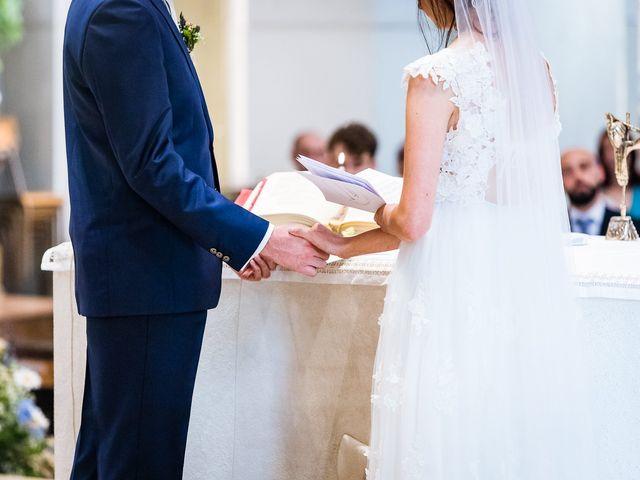 Il matrimonio di Leonardo e Yasmine a Concorezzo, Monza e Brianza 33