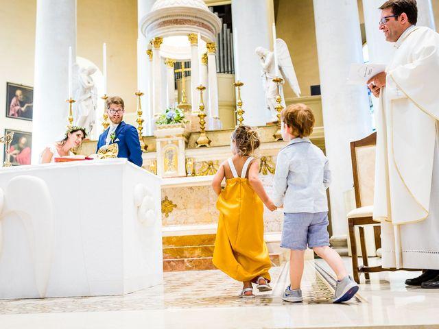 Il matrimonio di Leonardo e Yasmine a Concorezzo, Monza e Brianza 35