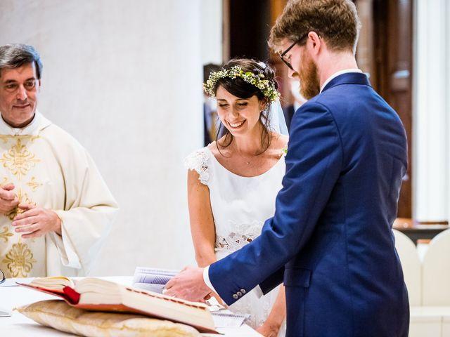 Il matrimonio di Leonardo e Yasmine a Concorezzo, Monza e Brianza 37