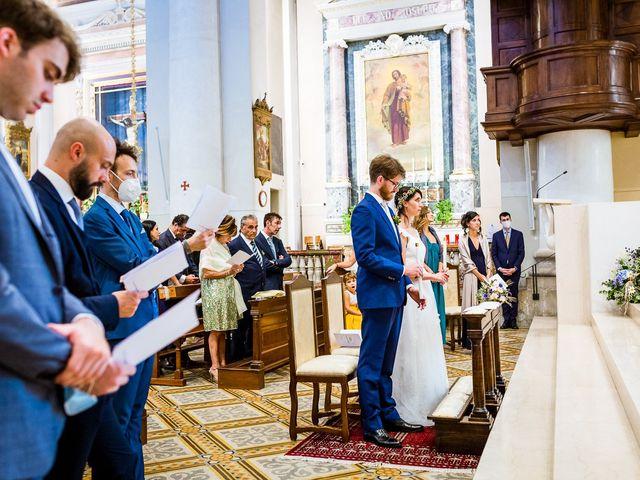 Il matrimonio di Leonardo e Yasmine a Concorezzo, Monza e Brianza 42