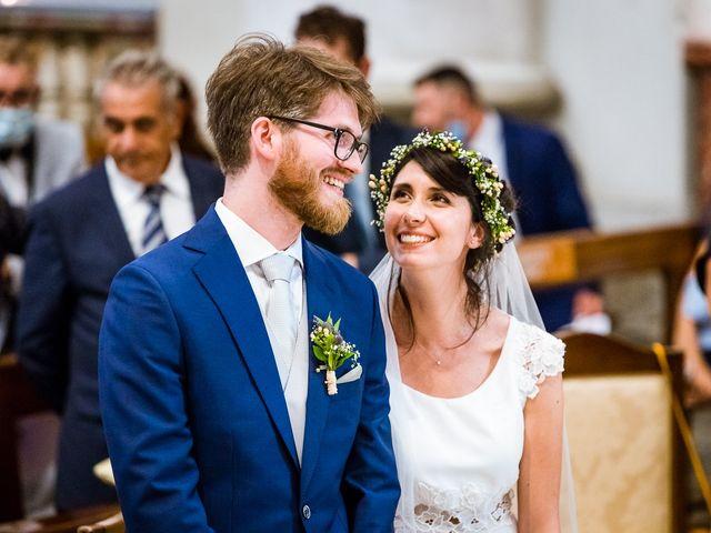 Il matrimonio di Leonardo e Yasmine a Concorezzo, Monza e Brianza 43